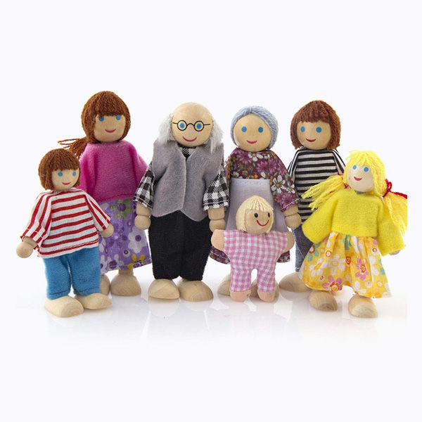 Picture of Miniature people
